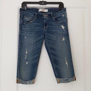 Hollister Capri Social Stretch Jeans